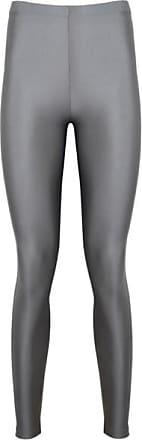 Anais & Margaux Alexandra Light Grey Shiny Leggings