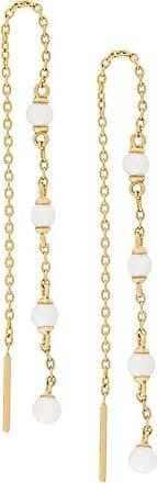 Astley Clarke Par de brincos Calder de ouro 18kt - Metálico