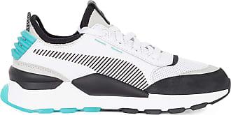 separation shoes 98512 a30aa Puma RS-0 REINVENTION BLANC  PUMA BLANC NOIR TURQUOISE 37 FEMME PUMA
