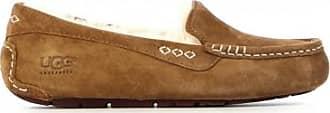 UGG Dames Pantoffels in Suede (Cognac)