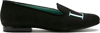 Blue Bird Shoes Loafer New Love nobuck - Preto