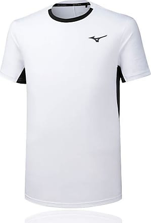Mizuno Shadow T-Shirt - Medium White