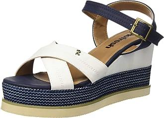 Refresh Womens 69595 Platform Sandals, White (Blanco Blanco), 5.5 UK