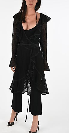 Marc Jacobs REDUX GRUNGE Jumpsuit con Cardigan in Pizzo taglia 0