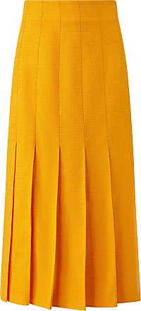 Joseph Saari Shantung Linen Skirt