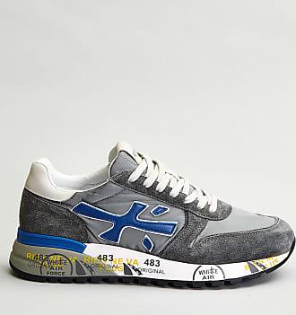 Reposi Calzature PREMIATA Mick - Sneakers grigio blu