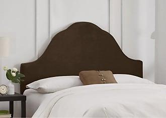 Skyline Furniture Arched Velvet Upholstered Headboard Apple Green Velvet, Size: Queen - 582QVAPLGRN