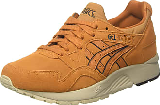 Asics Mens Gel-Lyte V Hl7w1-3131 Low-Top Sneakers, Honey Ginger Honey Ginger, 6.5 UK