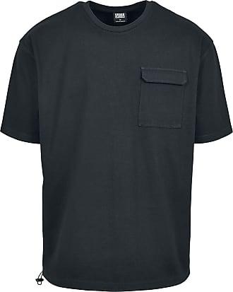 Urban Classics Heavy Boxy Tactics Tee - T-Shirt - schwarz