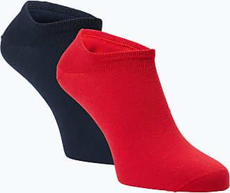 Tommy Hilfiger Herren Sneaker-Socken im 2er-Pack rot