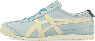 Onitsuka Tiger Womens 1182a178-400 Low-Top Sneakers, Blue, 4 UK