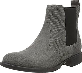 cb0ff2bffb994e Tamaris Damen 250 Chelsea Boots Grau (Grey Structure 259) 36 EU