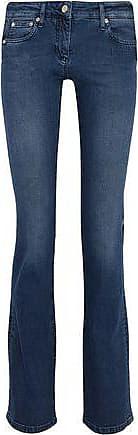 Roberto Cavalli Roberto Cavalli Woman Mid-rise Bootcut Jeans Mid Denim Size 46