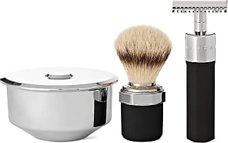 Marram Co Chrome-plated Safety Razor Shaving Set - Colorless