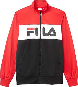 237a0115c7d Fila Sweater met rits en opstaande kraag