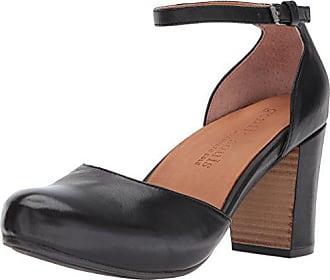 a3d8621768d66 Gentle Souls by Kenneth Cole Womens TALENA TWO PIECE DRESS PUMP BLOCK HEEL  Shoe