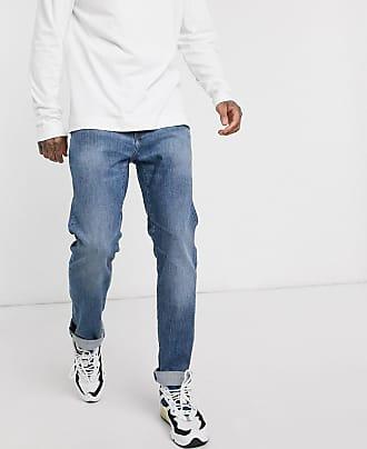 Edwin ED80 - Jeans slim blu slavato