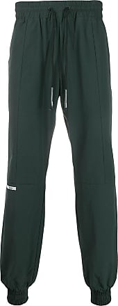 WWWM - What We Wear Matters Calça esportiva com ajuste no cós - Verde