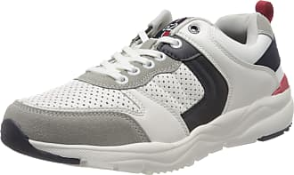 Tom Tailor Mens 8081204 Trainers, White (White 00002), 9.5 UK