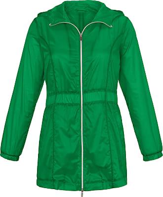 Emilia Lay Jacket elasticated waist Emilia Lay green