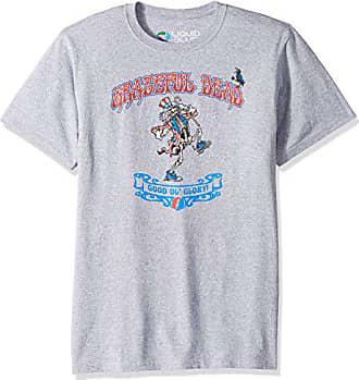 0a2cbfc37d6 Liquid Blue Mens Plus Size Grateful Dead Good Ol Glory Short Sleeve T-Shirt