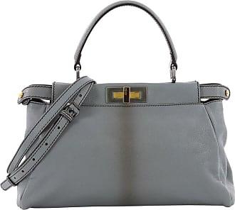a2be05aeeea2 Fendi Peekaboo Handbag Ombre Leather Regular