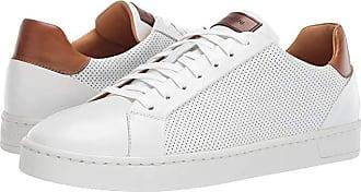 Magnanni Basilio Lo (White) Mens Shoes