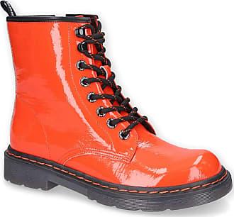 Dockers by Gerli Womens Hampton Fashion Boot, Orange, 3.5 UK