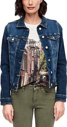 s.Oliver Womens Jeansjacke Denim Jacket, 57z6, 46