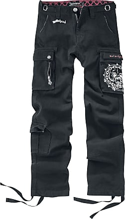 Motörhead EMP Signature Collection - Pantalon Femme - Pantalon Cargo - pour  dames - noir 7ad522d7b03