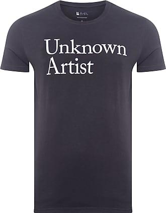 Foxton T-SHIRT MASCULINA UNKNOWN ARTIST - PRETO