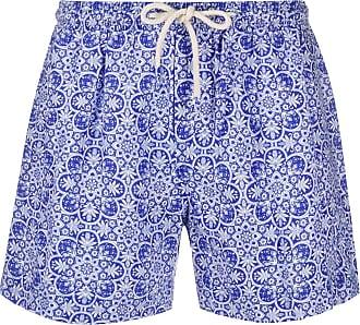 Peninsula Short de natação Marettimo - Azul