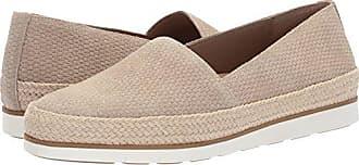 Donald J Pliner Womens Palm Loafer Flat, Almond, 5.5 Medium US