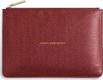 Katie Loxton Perfect Pouch Always Shine Bright Red