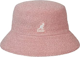 Kangol Bermuda Bucket Hat Man K3050ST DR667 Dusty Rose - Pink - M