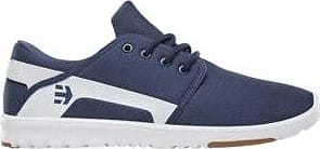 dark white Sneakers blue Etnies Scout qz6TxxE