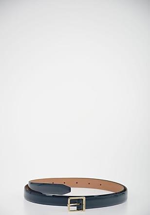 Corneliani Patent Leather Slim Belt 20mm size 90