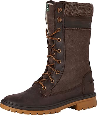 kamik Womens Rogue9 Snow Boots, Brown (Dark Brown- Dark Brown Dbr), 9 UK (42 EU)