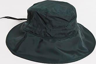 Weekday Delight bucket hat in dark green