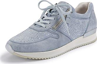 Gabor Kidskin suede sneakers Gabor blue