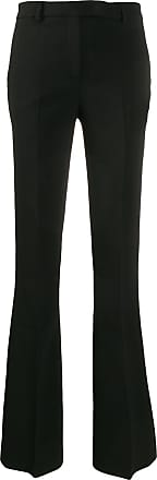 Ql2 Quelledue bootcut tailored trousers - Black