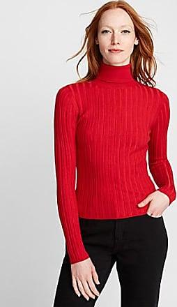 Icone Mega ribbed turtleneck sweater
