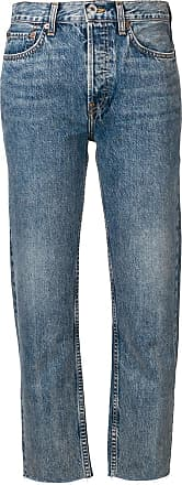 Re/Done Stove pipe jeans - Azul