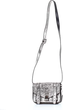 Proenza Schouler Shoulder Bags Silver