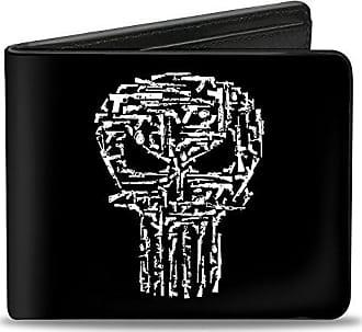 Buckle-Down Mens kingdom hearts ii logo black//Silvers//blues Standard Size