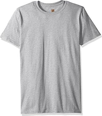 Gold Toe Mens Crew Neck T-Shirt, Sport Grey, Large