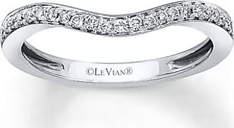 Le Vian Wedding Band 1/6 ct tw Diamonds 14K Vanilla Gold
