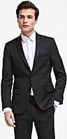 Karl Lagerfeld Suit Jacket with Logo