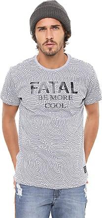 Fatal Surf® Camisetas  Compre com até −55%  8921b4e6408