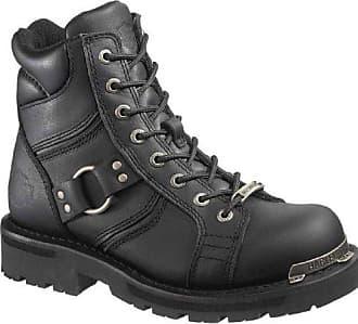 b6f39c1efa2498 Harley-Davidson Biker Boots for Women − Sale  at USD  56.50+